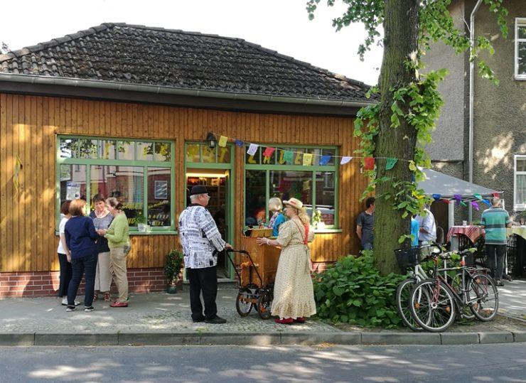 Bild Jubiläum 25 Jahre Eine-Welt-Laden Königs Wusterhausen